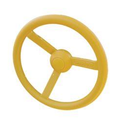 Swing-N-Slide Yellow Plastic Steering Wheel