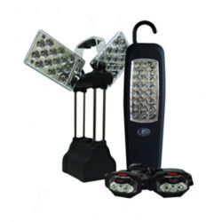 Trademark Sports iGlow Light Companion (3-Pack)
