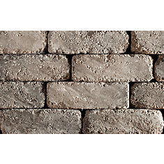 Weathered Wallstone Natural/Charcoal