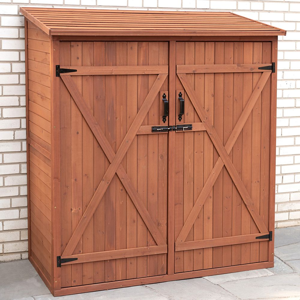 Medium Storage Shed
