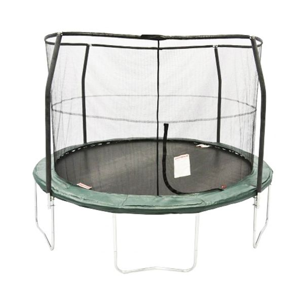 BounceSafe� 12 ft. Trampoline and Enclosure Combo