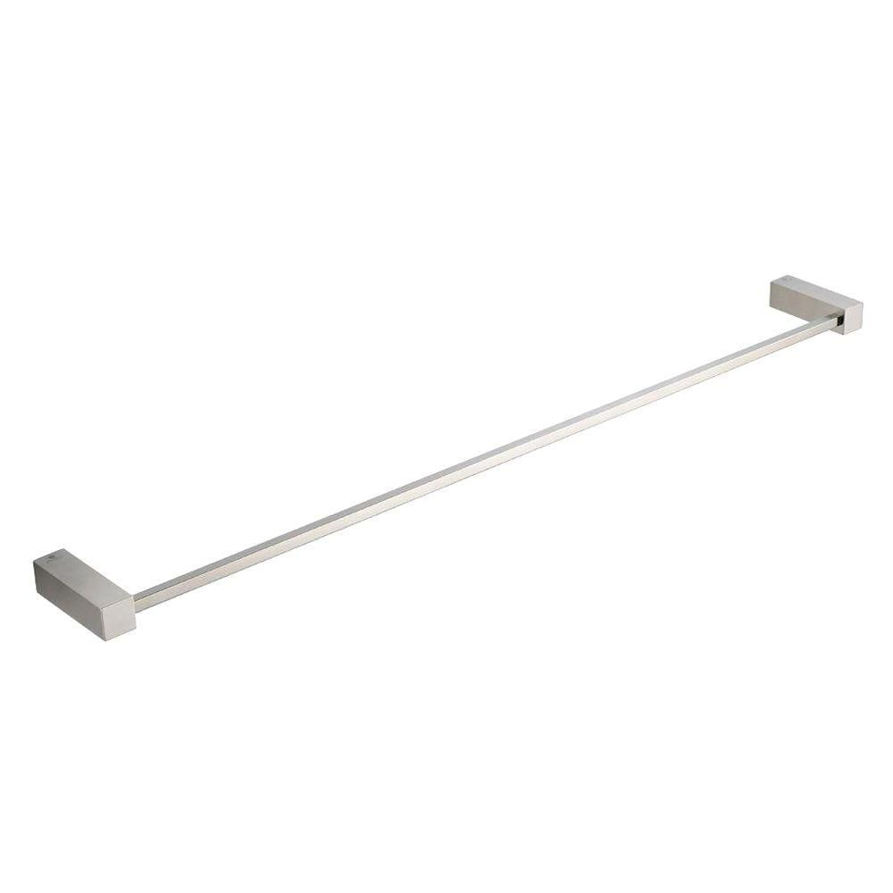 Ottimo 26 Inch Towel Bar - Brushed Nickel FAC0437BN in Canada