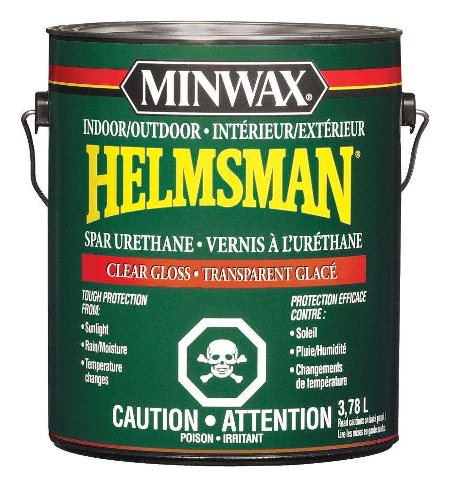 Minwax Oil Based Helmsman (VOC), Gloss