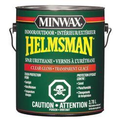 Minwax Vernis à luréthane Helmsman<sup>®</sup> 350 COV - Lustré
