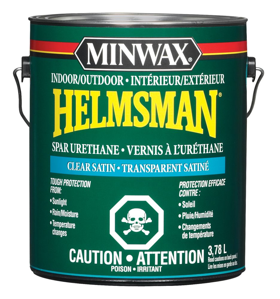 Oil Based Helmsman (VOC), Satin