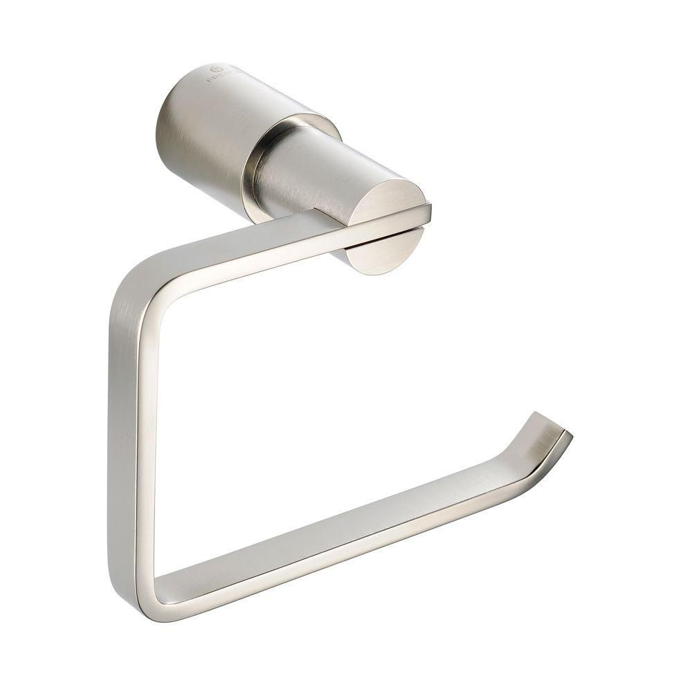 Magnifico Toilet Paper Holder - Brushed Nickel