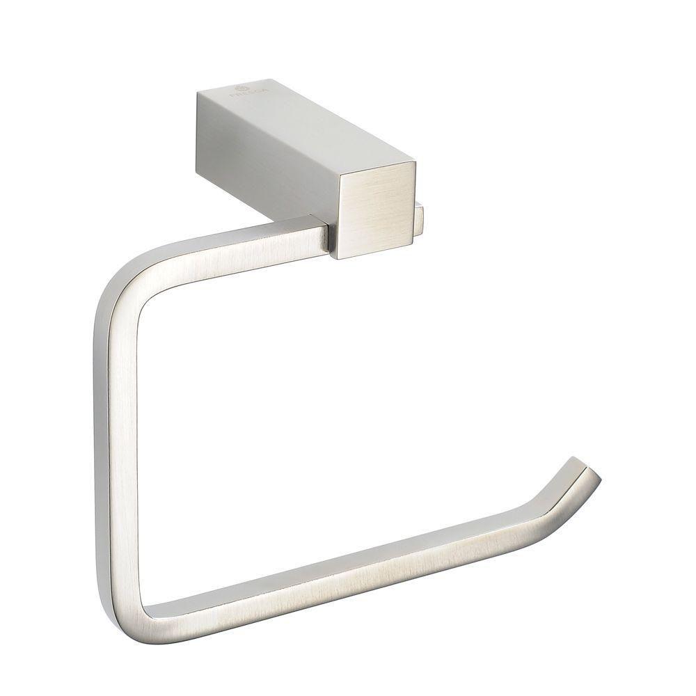 Ottimo Toilet Paper Holder - Brushed Nickel