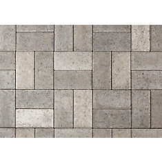 Oldstone Natural/Charcoal Pavers