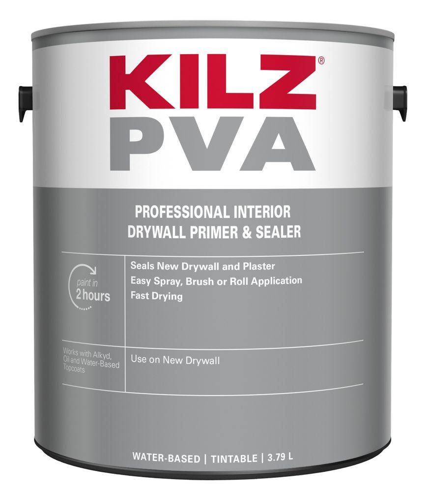 PVA Drywall Primer,  3.7 L