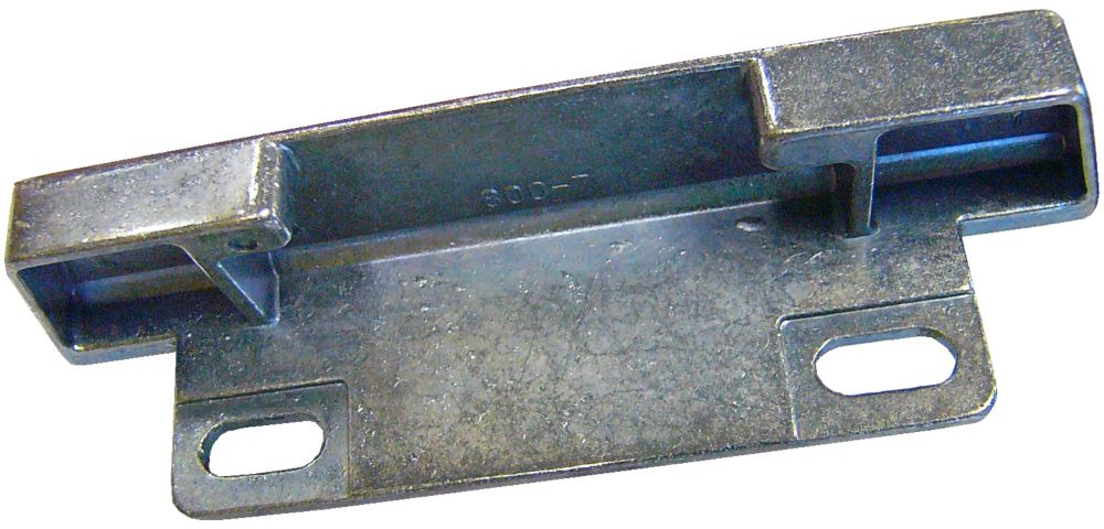 Zinc Plated Replacement Strike (SK800KBL)
