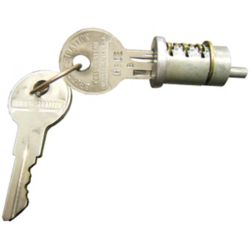 Ideal Security Zinc Locking Cylinder
