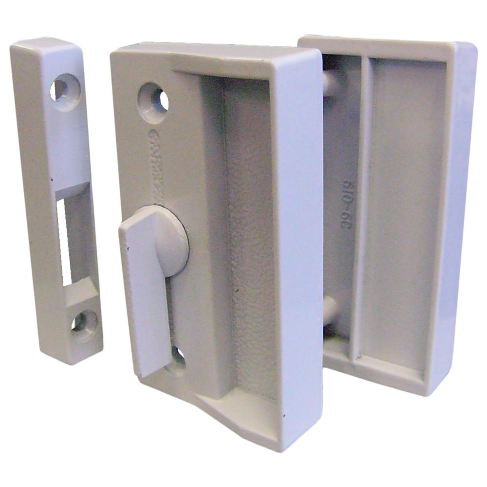 Door latches in canada for Sliding screen door canada