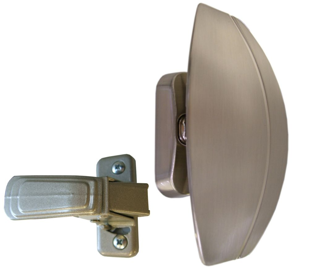 Satin Silver Storm Door HP Handle