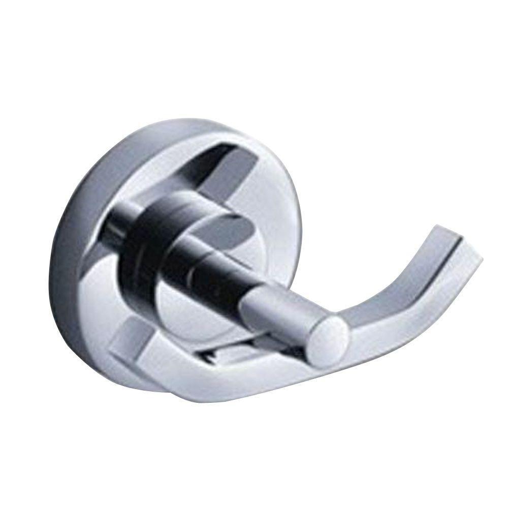 Alzato Robe Hook - Chrome