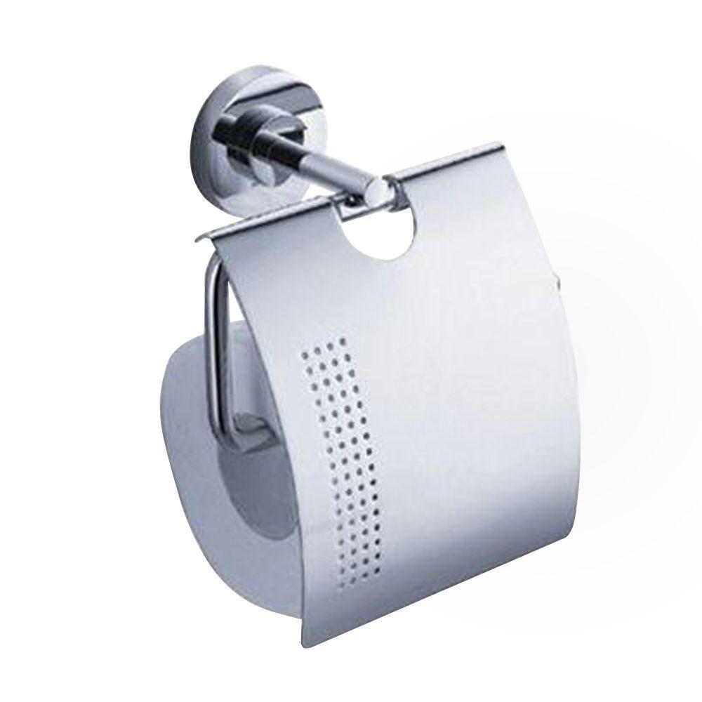Alzato Toilet Paper Holder - Chrome
