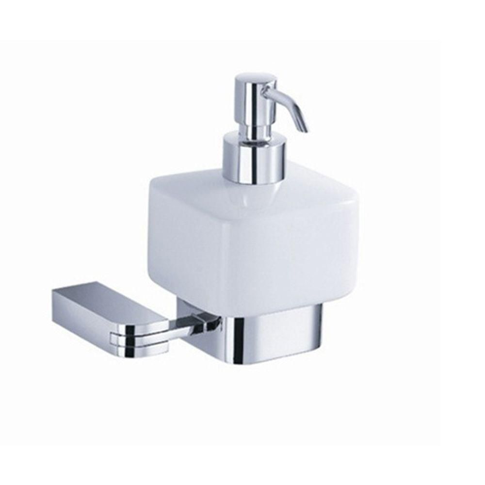 Solido Lotion Dispenser (Wall Mount) - Chrome