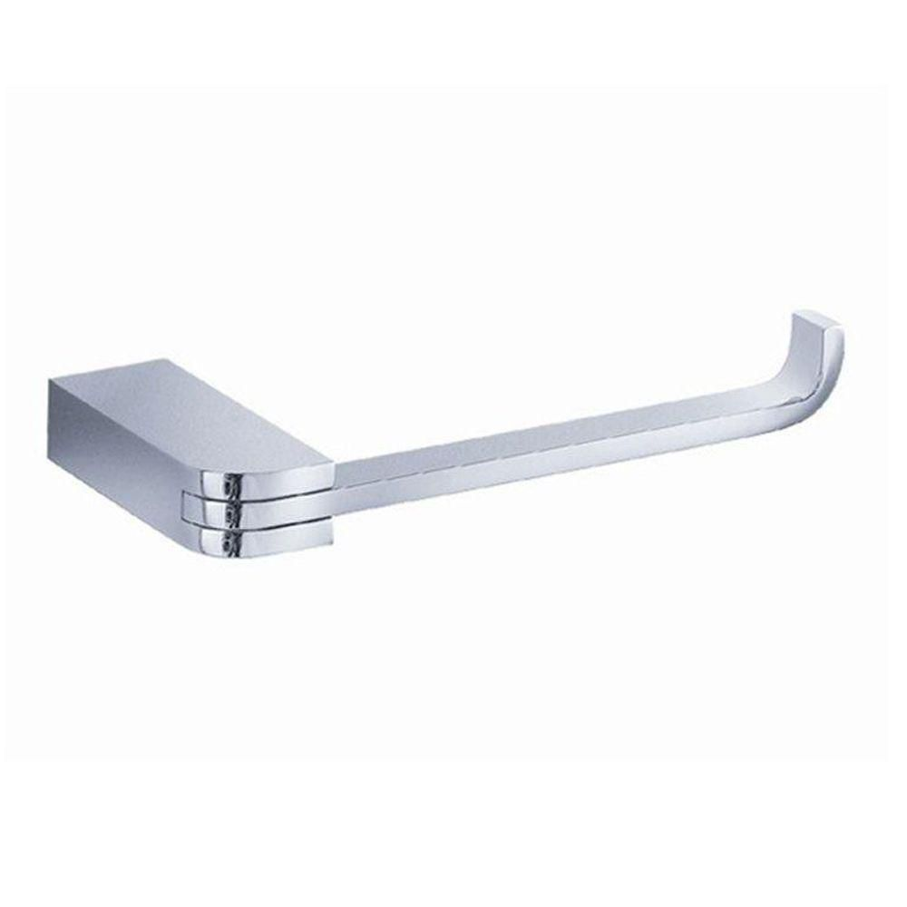 Solido Toilet Paper Holder - Chrome