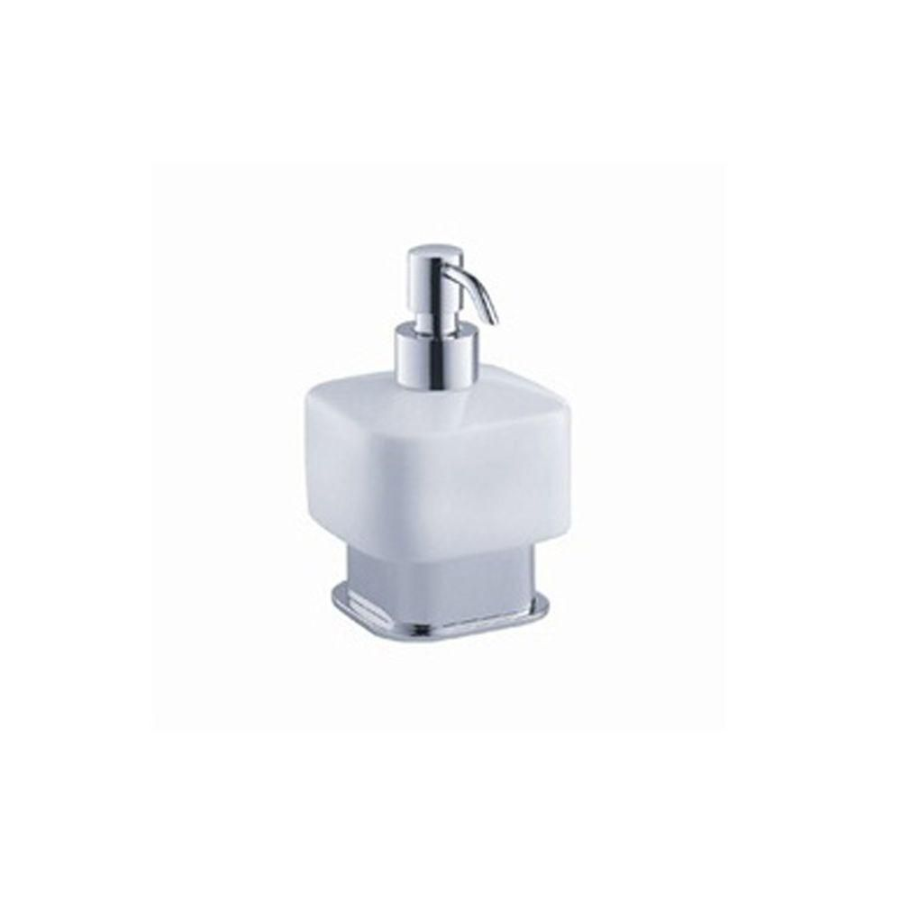 Solido Lotion Dispenser (Free Standing) - Chrome