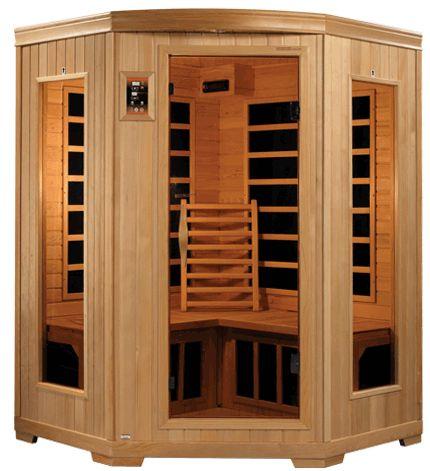 Better Life  Sauna infrarouge meilleure vie 6235