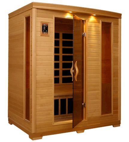 Better Life Better Life 6444- 3 Person Infrared Sauna