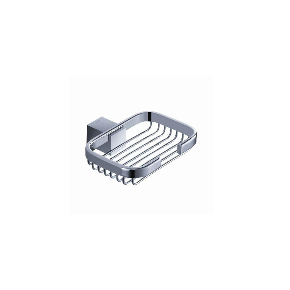Ellite Soap Basket - Chrome