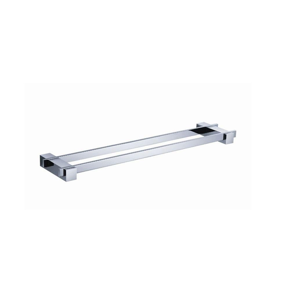 Moen Preston 18 Inch Towel Bar In Chrome The Home Depot