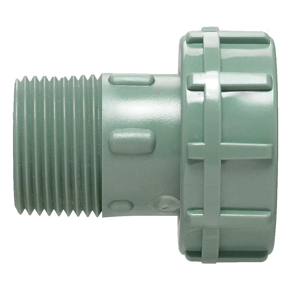 1-inch Swivel Adapter in Green