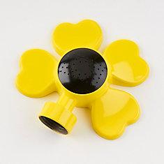 Rectangle Spot Sprinkler in Yellow