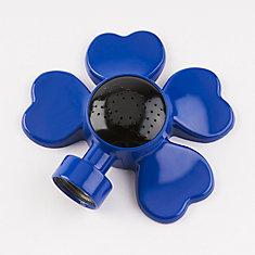 Rectangle Spot Sprinkler in Blue