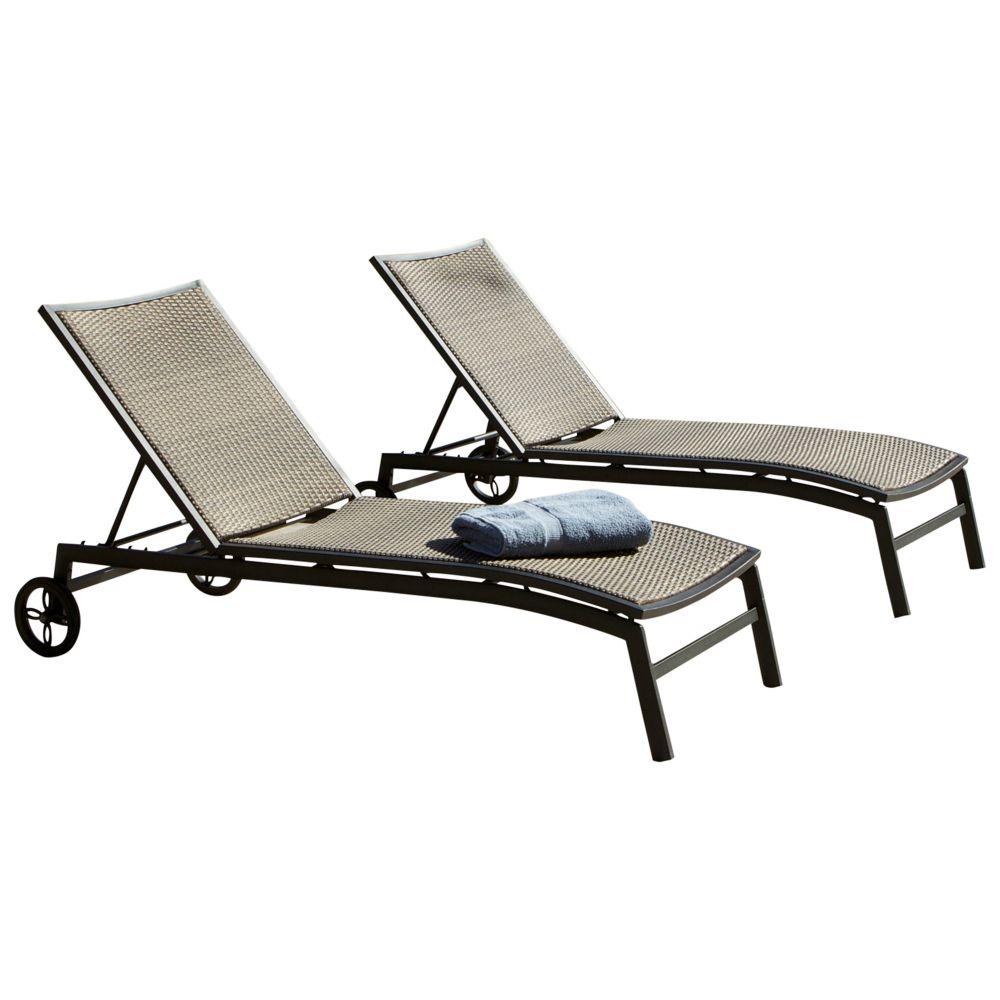 Chaises longues pour la terrasse canada discount for Chaise longue pour terrasse