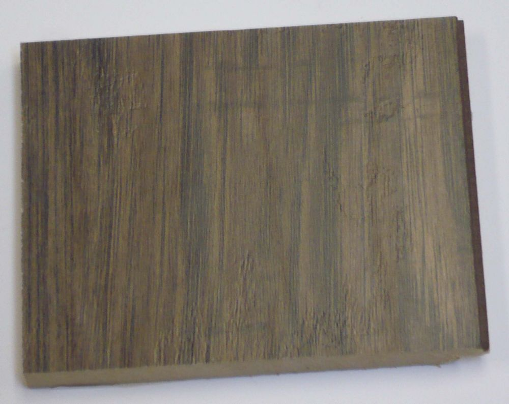 Valley Hickory 12mm Thick 4-inch x 4-inch Hardwood Flooring Sample