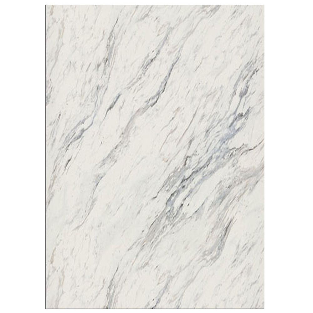 Belanger Laminates Inc 4925-07 Laminate Countertop Sample in Calcutta Marble