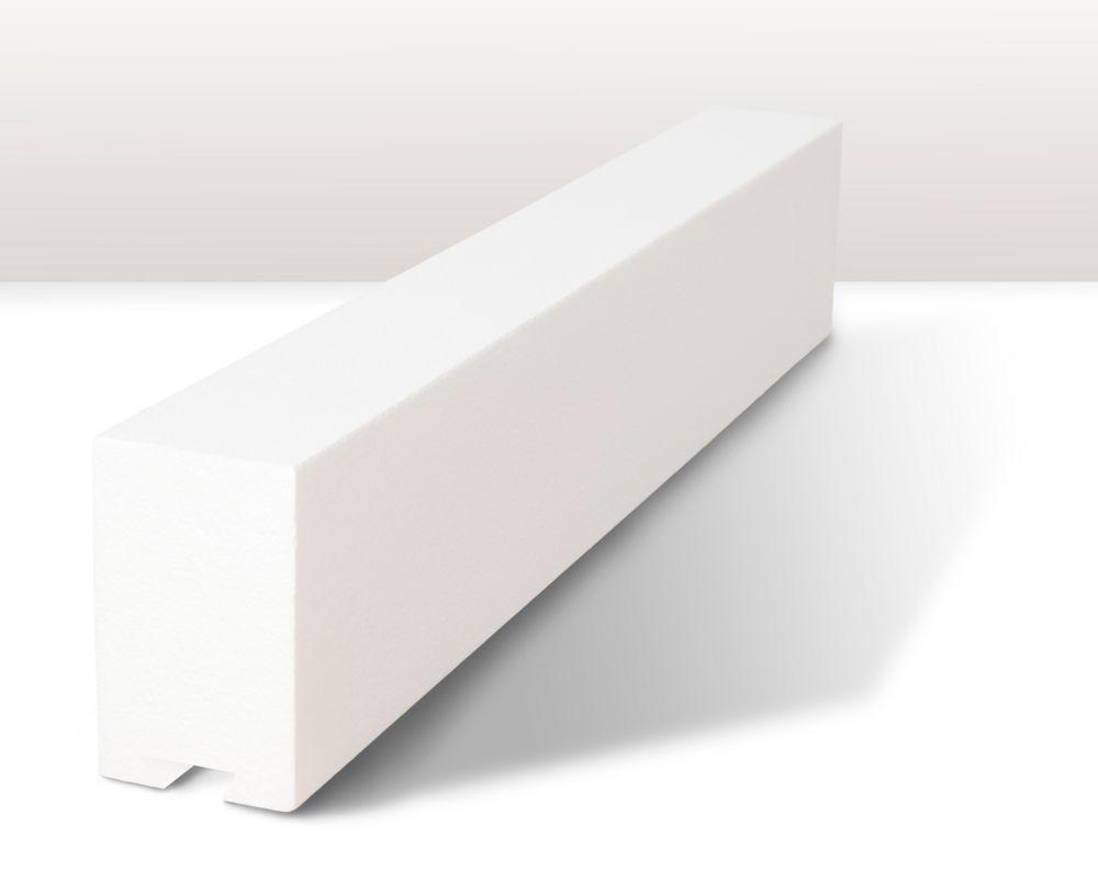 PROVA-SHOWER CURB - 4-1/2IN X 6IN X 48IN