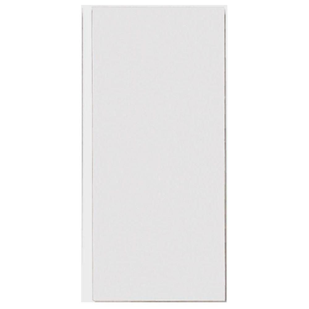 Address Light Number Tile, Full Blank Tile