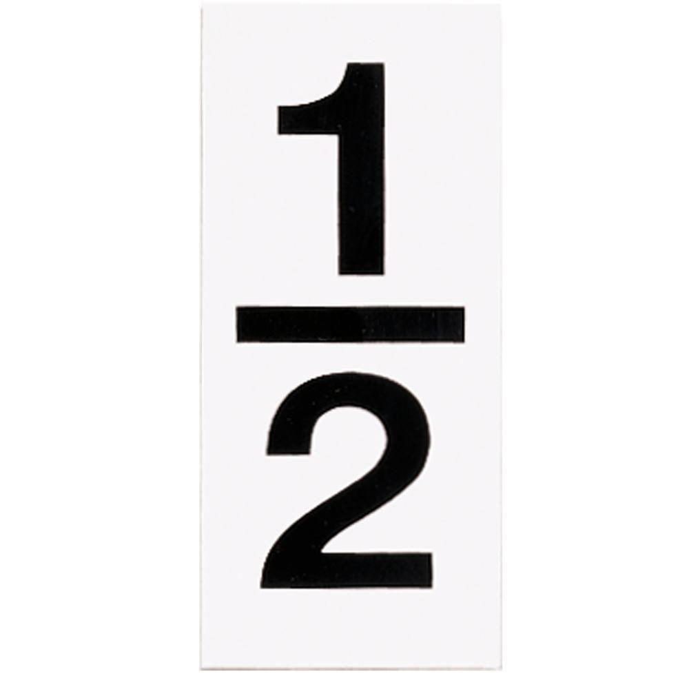 Address Light Number Tile, No. 1/2 7.85247E 11 Canada Discount