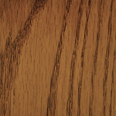 Échantillon - Plancher, bois massif, 3 po, chêne auburn