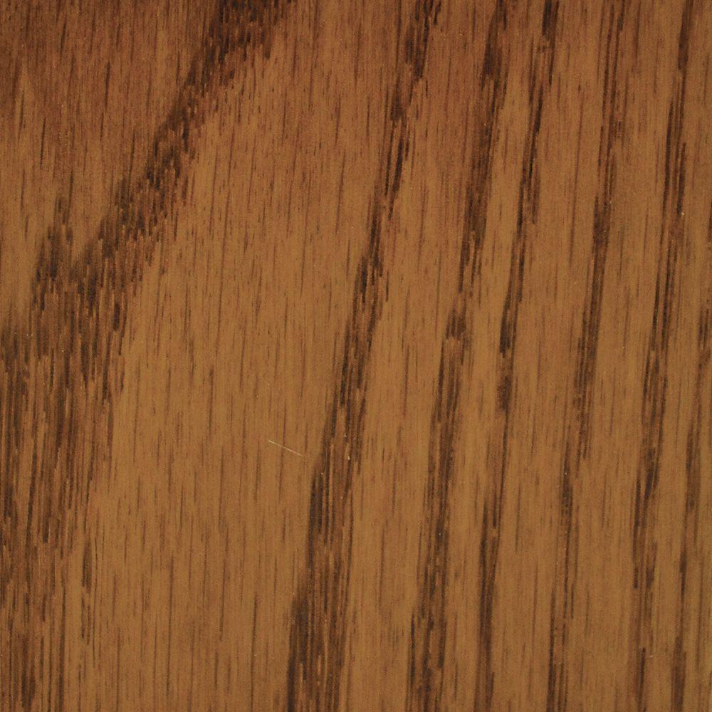 Bruce Auburn Oak 3-inch Hardwood Flooring (Sample)