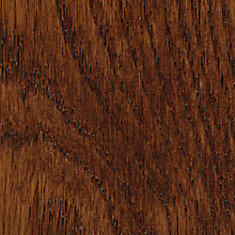 Échantillon - Plancher, bois massif, 4 po, chêne auburn