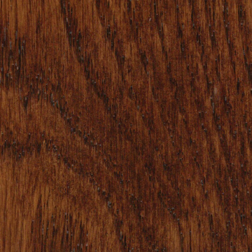 Bruce Auburn Oak 4-inch Hardwood Flooring (Sample)