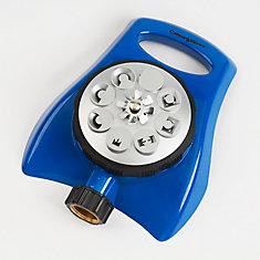 Arroseur escamotable (bleu)