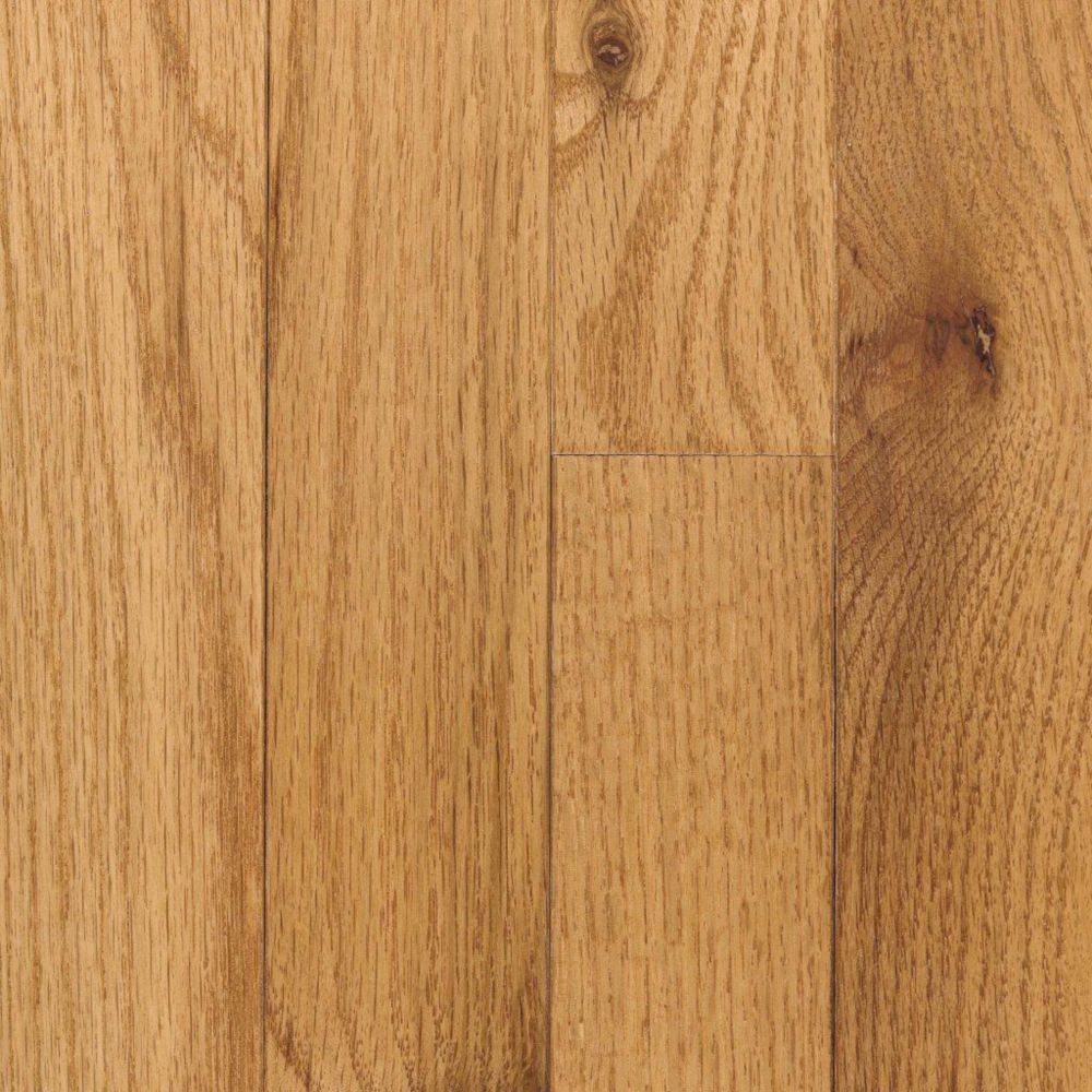 Mohawk Raymore Oak Butterscotch 3/4-inch Thick x 2 1/4-inch W Hardwood Flooring (18.25 sq. ft. / case)