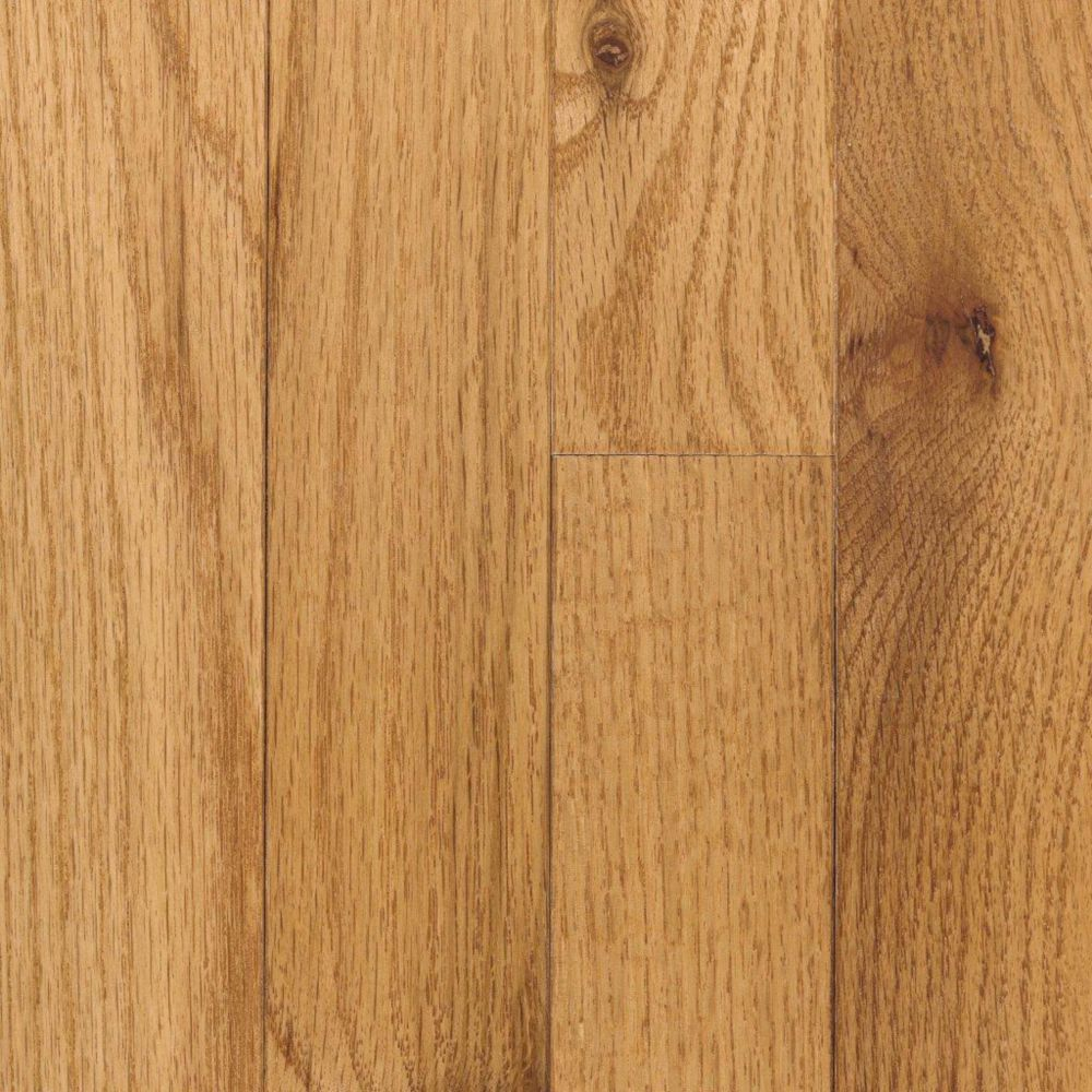 "Raymore 3/4"" Solid x 3-(1/4"" width Oak Butterscotch Hardwood Flooring (17.6 Sq. Ft./Case)"