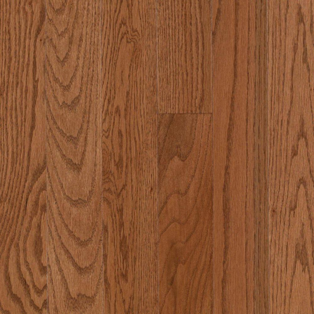 Raymore Oak Gunstock 3/4-inch Thick x 3 1/4-inch W Hardwood Flooring (17.6 sq. ft. / case)