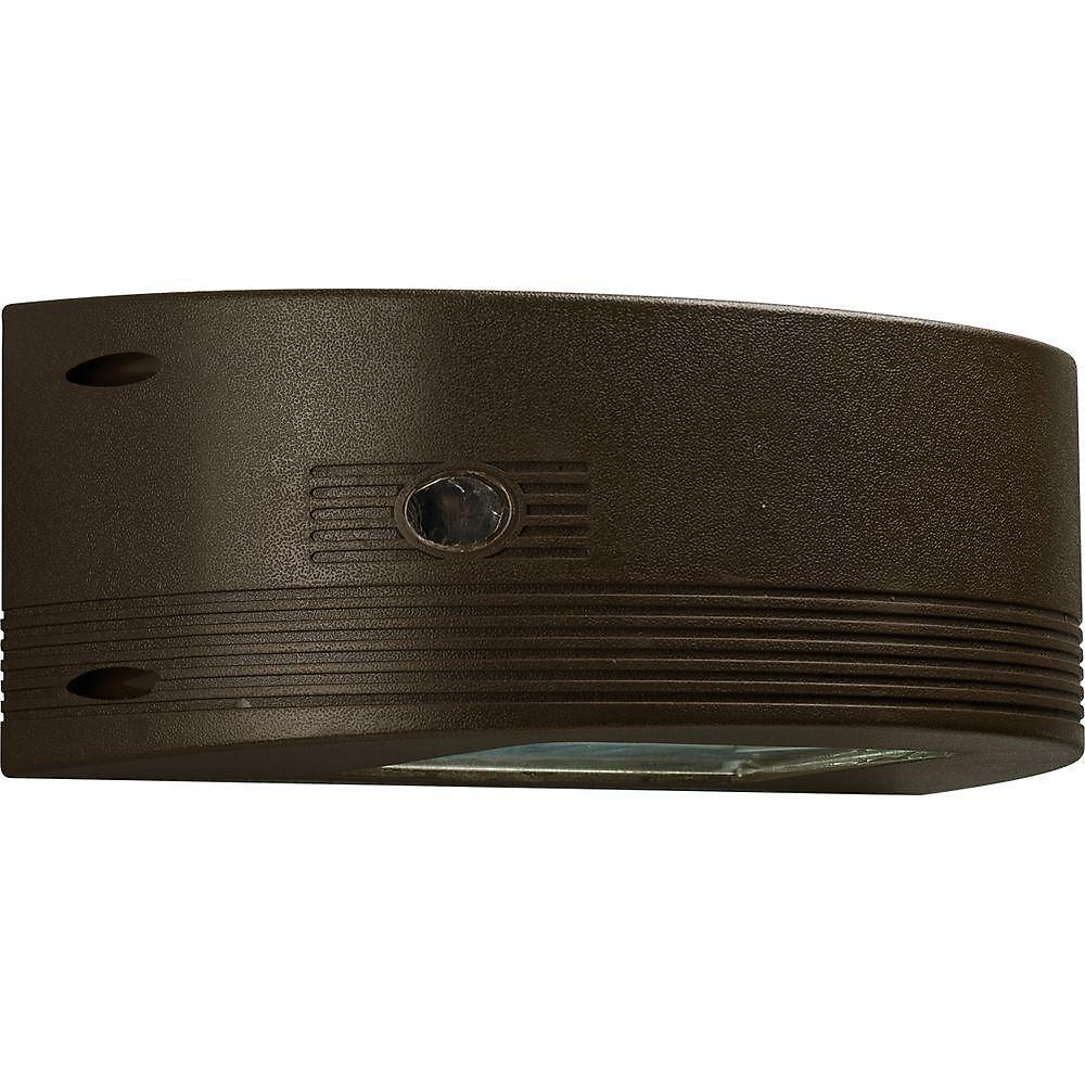 Antique Bronze 2-light, 26-watt Wallpack