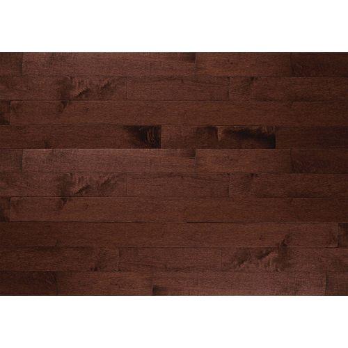 Dubeau Hard Maple Royal Java 3/4-inch Thick x 3 1/4-inch W Hardwood Flooring (20 SF/ cA)