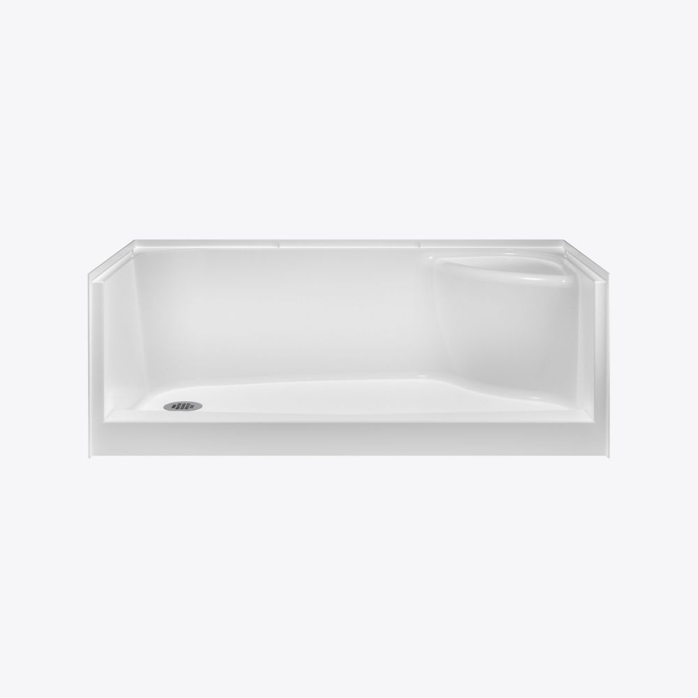 Essence 60 Inch Base With Right Hand Seat