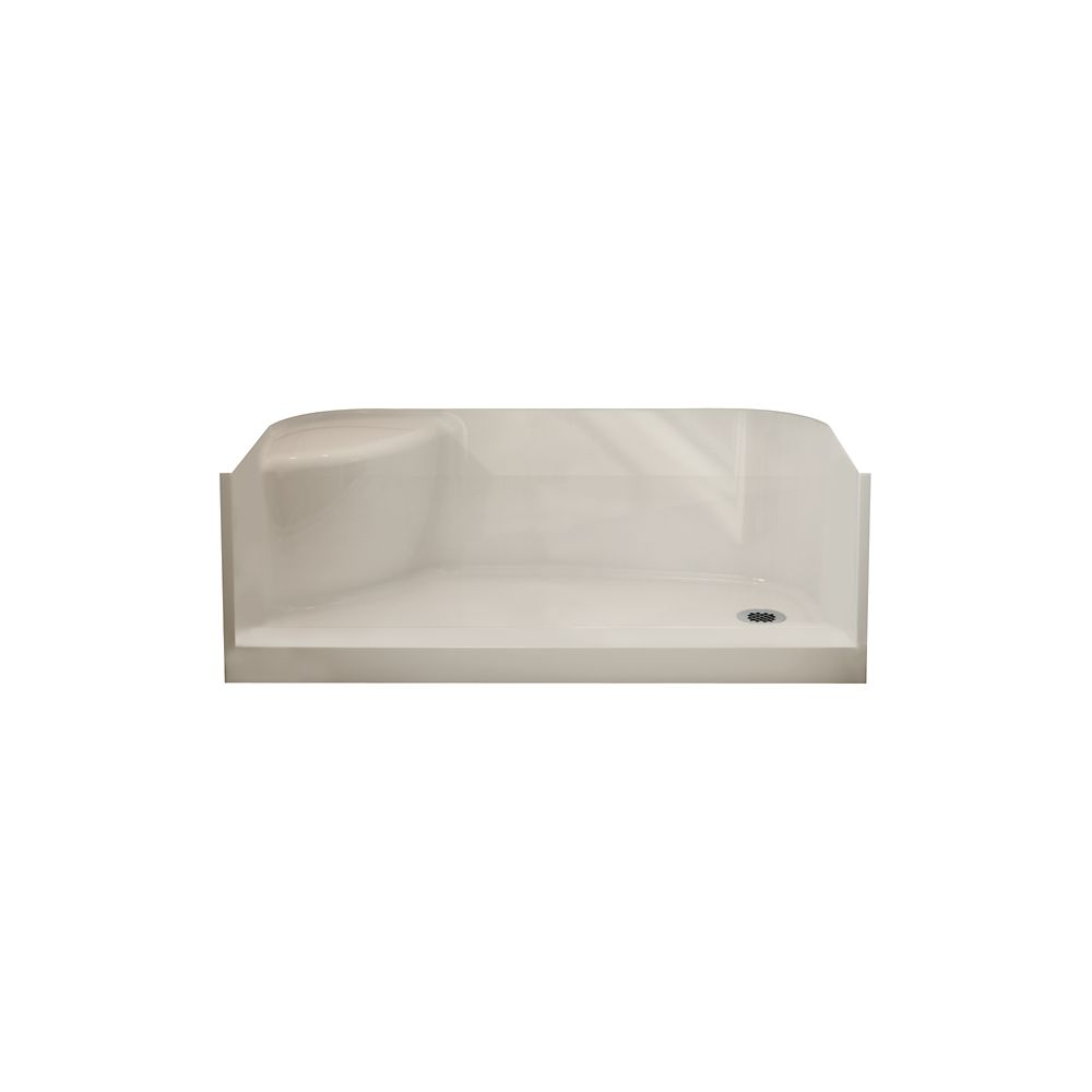 Essence 60 Inch Base With Left Hand Seat