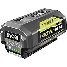 40V Lithium-Ion 2.6Ah Battery