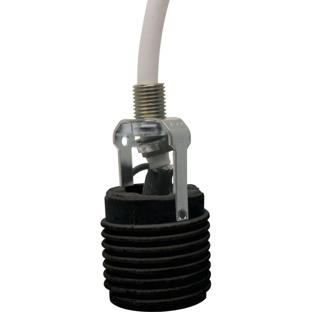 Lighting Accessory-Cord Extender, Black