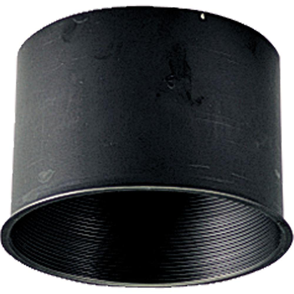 Black Step Baffle Accessory for Cylinder Lantern